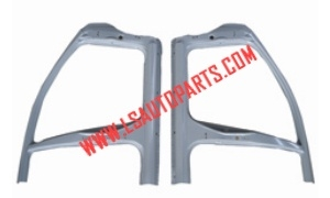 panel lateral frontal corolla'02-'06