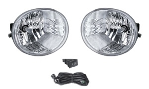 kit de faros antiniebla Fortuner'12-'15